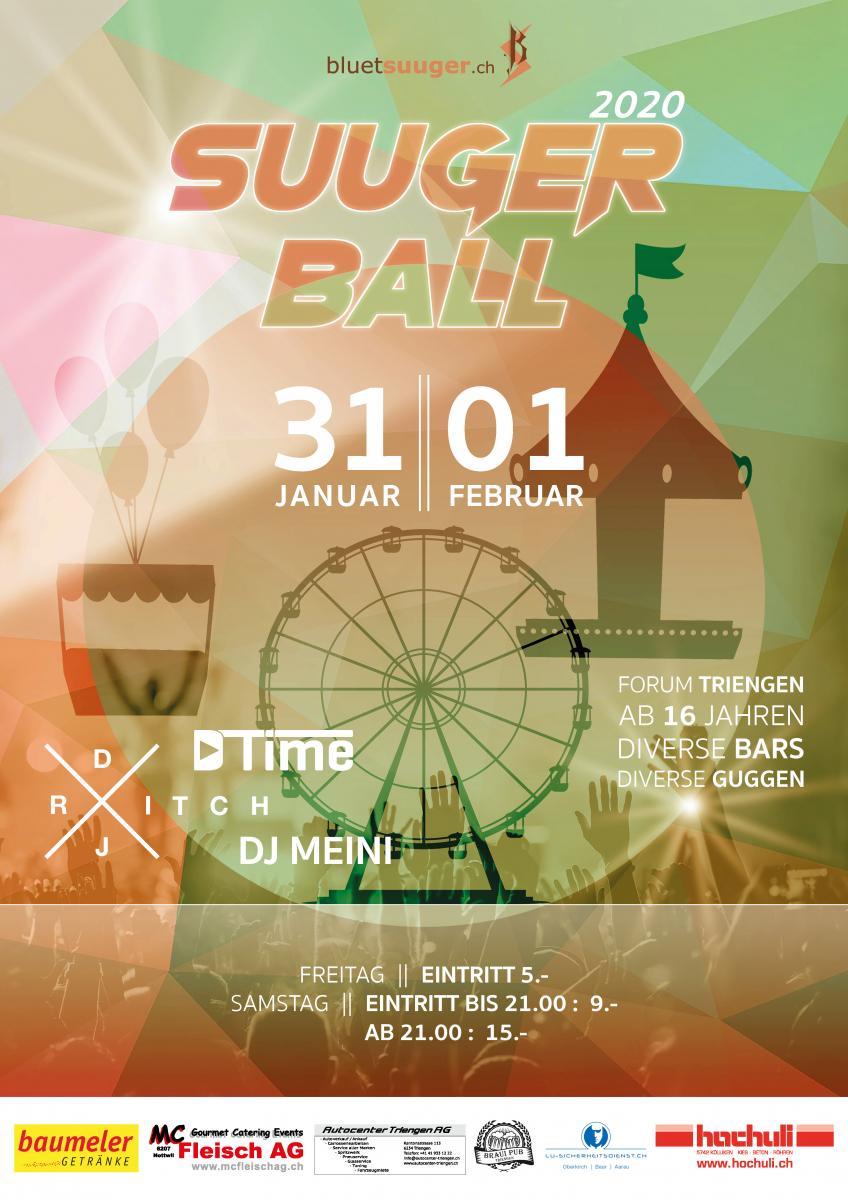 2019-12-26 - Suuger-Ball 2020 plakat a3